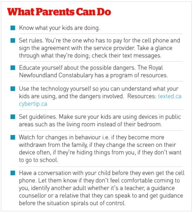 What parents can do image