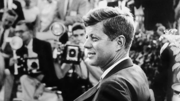 The Kennedy Half Century - a new book by University of Virginia political science professor Larry Sabato - refutes a theory that John F. Kennedy's assassination involved a 4th shot from the so-called grassy knoll.