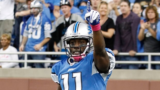Stefan Logan spent 2008 with the Lions, registering 889 rushing yards, and 477 yards and three touchdowns through the air.