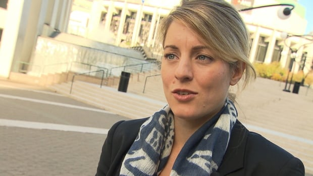 Mélanie Joly has 17 per cent of the vote, according to a CROP poll recently commissioned by Radio-Canada.