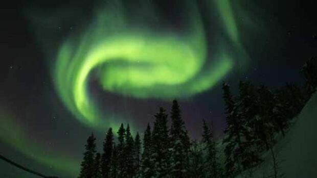 Image result for yellowknife aurora borealis