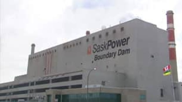 SaskPower's project at Boundary Dam captures CO2 from the coal-fired plant near Estevan, Sask.