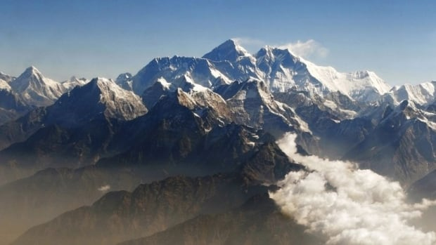 The four people who died were on an organized trip to an off-limits area of Mount Everest, the world's highest mountain peak.