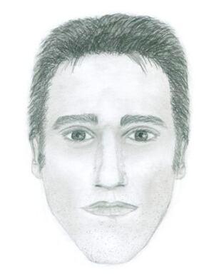 Heron Park sexual assault suspect composite sketch