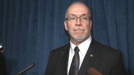 MLA John Horgan enters B.C. NDP leadership race