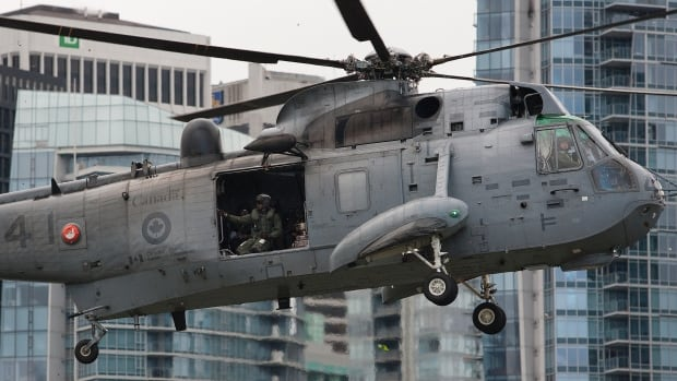 A plan to replace Canada's fleet of 50-year-old Sea Kings with similar, modern Cyclone helicopters could be scrapped in favour of smaller, cheaper choppers.