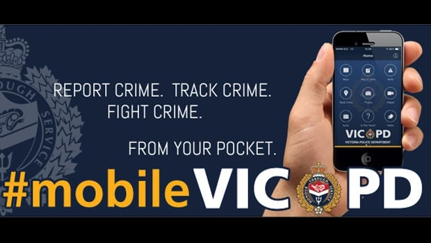 The MobileVicPD app is currently only available for use on Apple devices. An Android version is expected soon.