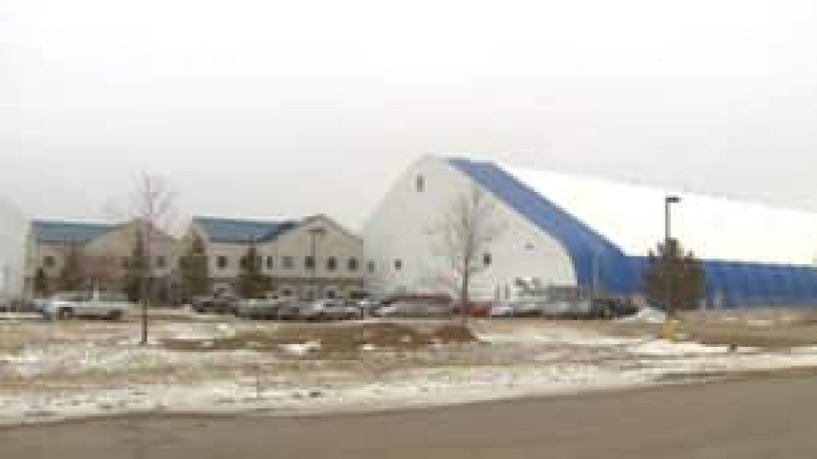 Safety Warning For Fabric Covered Buildings Saskatchewan