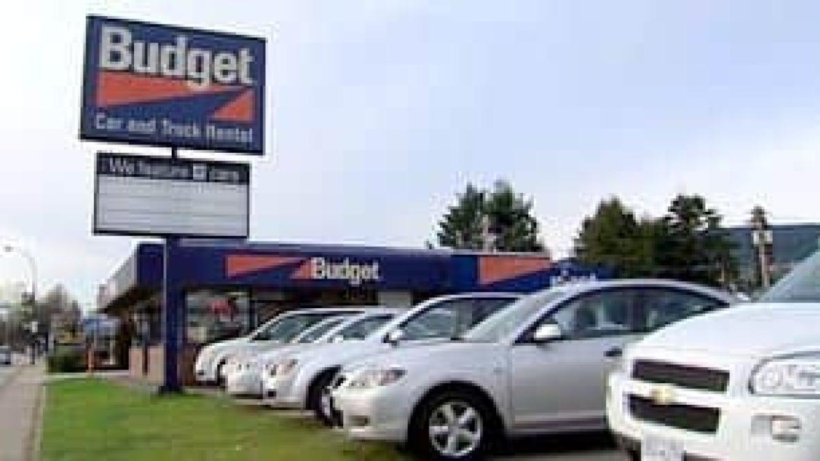 Budget Car Rental Kitchener