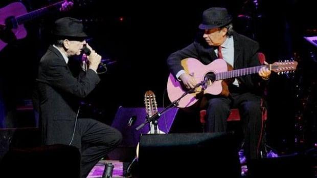 Leonard Cohen xavier mas