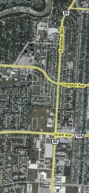google-map-kapyong