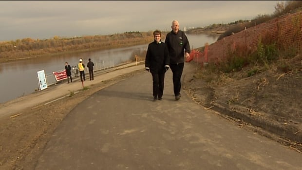 A capital fundraising campaign to extend the Meewasin Trail is now underway.