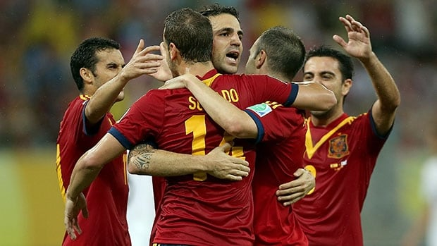 Spain is the reigning World Cup and European champion.