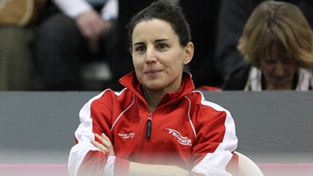 Rene Simpson, a former player, coach and longtime captain of Canada's Fed Cup tennis team, was inducted into the Canadian Tennis Hall of Fame in 2011.