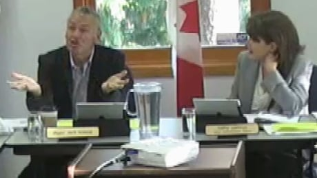 Bowen Island mayor tells resident to 'shut up' at council meeting