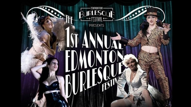 Edmonton is hosting its inaugural burlesque festival this weekend, with shows at the Pawnshop and the Yellowhead Brewery.