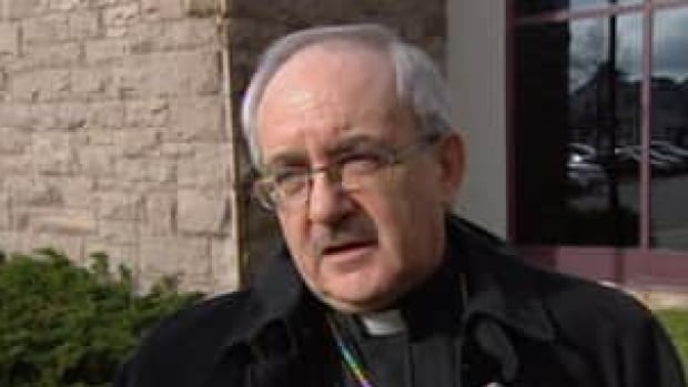 Archbishop of Moncton, Valéry Vienneau, testified in precedent setting case.