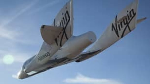 Virgin Galactic tweeted Friday that SpaceShipTwo was flying under rocket power and then tweeted that it had 'experienced an in-flight anomaly.' The tweet said more information would be forthcoming.