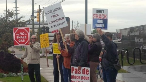 """The possibility of New Brunswick developing a shale gas industry has been extremely controversial. Jim Emberger says the province's pursuit for a shale gas industry will """"have severe, undeniable and observable consequences."""""""