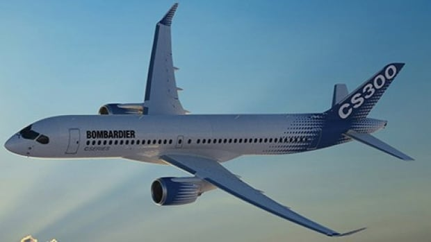 A Chinese leasing company has signed a deal for up to 30 of Bombardier's new CSeries jets.