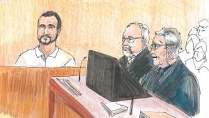 Omar Kahdr Edmonton court