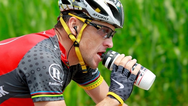 Disgraced American cyclist Lance Armstrong was stripped of his seven Tour de France titles and banned for life from elite sports for doping.