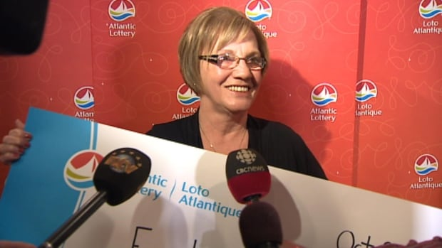 Evelyn Russell of Paradise is Newfoundland and Labrador's newest millionaire.