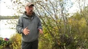 nl laurie mclean archeologist exploits river beothuk 20131018