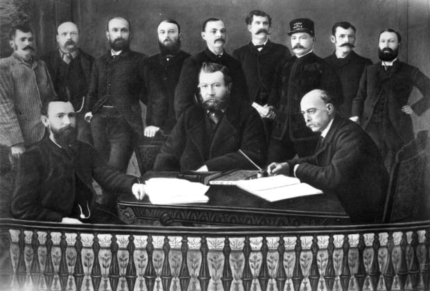 Calgary's first council