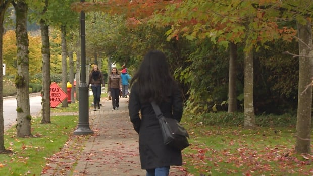 The University of British Columbia issued a safety alert last fall after a spate of disturbing sexually-motivated attacks on women on campus. This spring, the university's local RCMP detachment is again asking people not to walk or jog alone, and to be mindful of their personal safety.