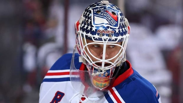 Martin Biron was released by the New York Rangers earlier this season and announced his retirement on Sunday.
