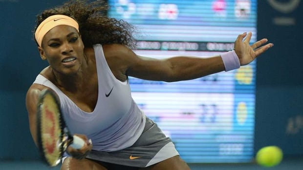 Serena Williams heads into the tournament with a career-best 10 titles this year and a 73-4 record.