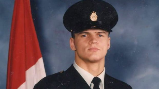 Former soldier Greg Matters was suffering from post-traumatic stress disorder at the time of his death. Matters was shot by police on his family's rural property outside Prince George, B.C. in Sept. 2012.