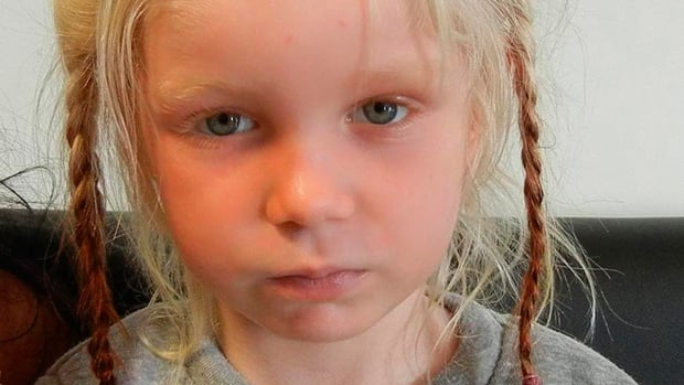 A blond-haired and fair-skinned girl, Maria, was discovered last week near Farsala in central Greece during a police raid on a Roma settlement. DNA tests on the Roma couple revealed they weren't her parents and the two were charged with abduction and document fraud.