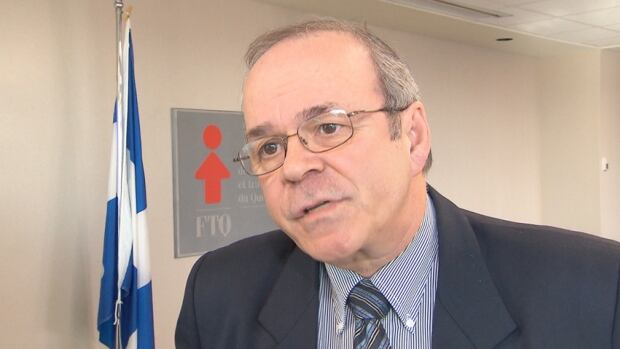 Michel Arsenault is the head of the FTQ and is up for re-election next month. A former member of the FTQ, Ken Pereira, has testified before the Charbonneau commission that Arsenault knew about his organization's ties to the Hells Angels.