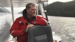 Canadian Coast Guard assistant commissioner Roger Girouard