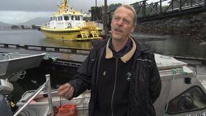Prince Rupert fisherman Des Nobel