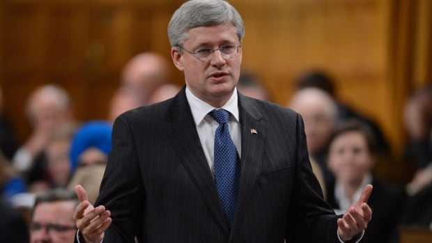 Prime Minister Stephen Harper brushed aside questions about his office's involvement in the Mike Duffy Senate expense scandal during question period in the House of Commons Monday, pointing instead to his signing last week of a free-trade deal with Europe.