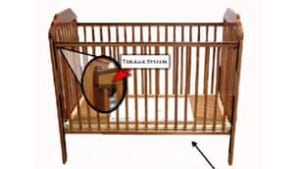Child Craft Crib Recall Of Baby Cribs Recalled After 4 Deaths World Cbc News