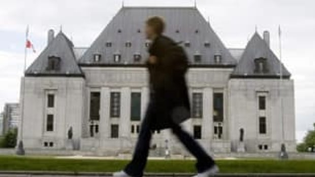 The Supreme Court of Canada is hearing arguments this week about Senate reform.