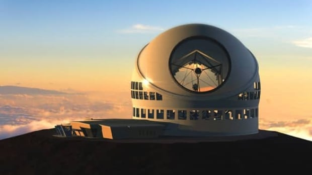 Thirty Meter Telescope is constructing the telescope on land that is held sacred to some Native Hawaiians. Scientists say the location is ideal for the telescope, which could allow them to see into the earliest years of the universe.