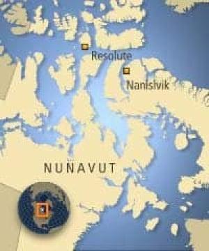 nunavut-nanisivik-map