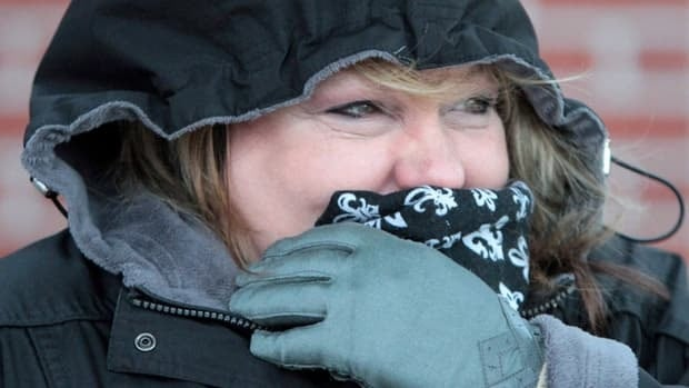 The lash of a high wind can make a cold day feel considerably colder.
