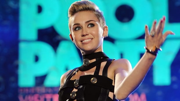 Miley Cyrus is a YouTube Music Award nominee for her We Can't Stop music video.