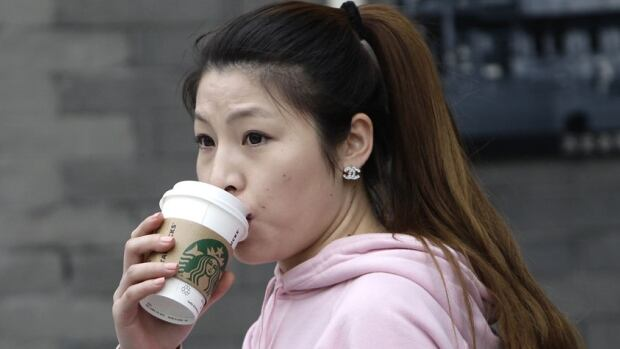 A latte in China costs more than the same latte would in the U.S. Chinese authorities and state media say that's an unfair business practice, but the company says it's justified by the higher cost of doing business in China.