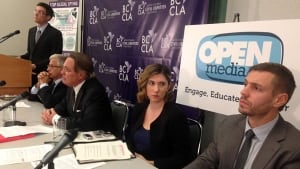 BCCLA, OpenMedia say CSEC is illegally spying on Canadians