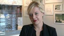 Urban Capital saleswoman Karolina Craig