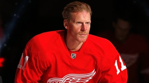 """Daniel Alfredsson has called moving on with the Red Wings another stepping stone and an opportunity to """"experience new adventures."""" One of those will be facing his former team, the Ottawa Senators, for the first time since signing with Detroit as a free agent in July."""