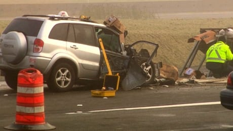 After raising speed limits, province lowers them on 2 highways following increase in accidents
