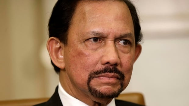 "Brunei's Sultan Hassanal Bolkiah says the country's new criminal law, including penalties like amputation for theft, will be ""part of the great history"" of the country."